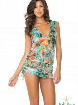 Пляжное платье Luli Fama Cosita Buena Miami nice