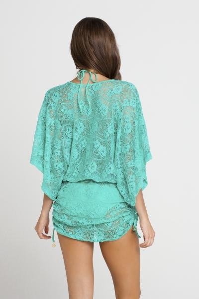 Пляжное платье Luli Fama Sabor A Menta
