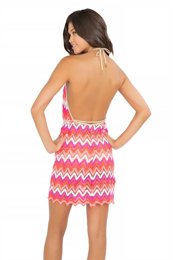 Pliazhnoe platje Luli Fama Flamingo Beach Front Row Mini1