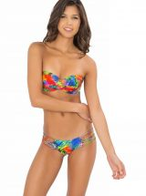 Kupalnik bando s push up Luli Fama Mundo De Colores
