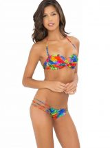Kupalnik bando s push up Luli Fama Mundo De Colores2